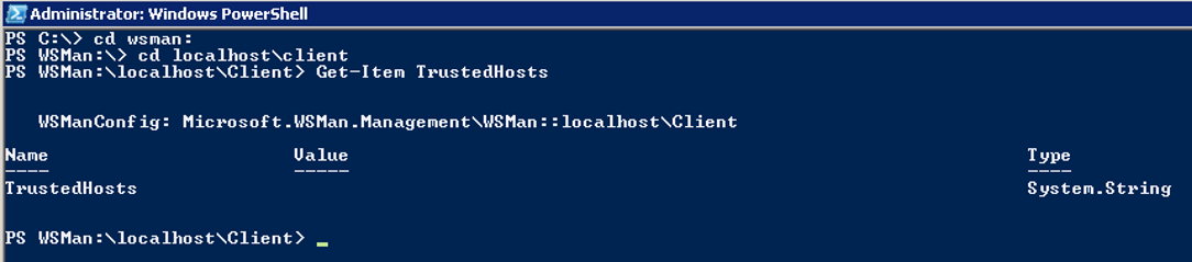 Enable PowerShell Remoting